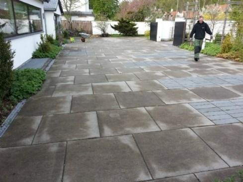 Betonfliser   betonbelægningssten