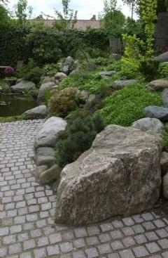 Dekorationssten til haven